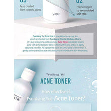 Load image into Gallery viewer, Moisturizer & Treatment - [Pyunkang Yul] Acne Toner - Тонер для проблемной кожи - Adelline Beauty