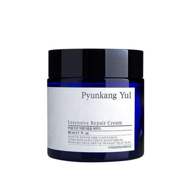 Moisturizer & Treatment - [Pyunkang Yul] Intensive Repair Cream [50ml] - Интенсивный регенеративный крем [50ml] - Adelline Beauty