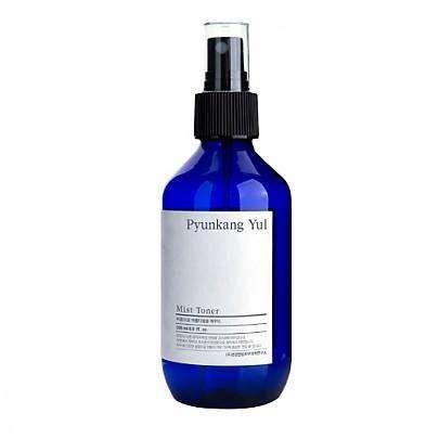 Moisturizer & Treatment - [Pyunkang Yul] Mist Toner [100ml] - Туман Тонер-спрэй [100ml] - Adelline Beauty