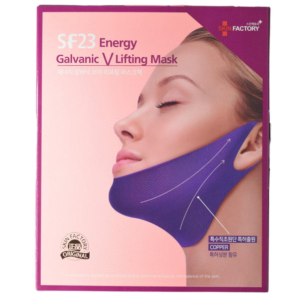 SF23 Energy Galvanic V Lifting mask [37ml x 5 pcs]