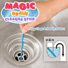 Load image into Gallery viewer, Magic Drain Cleaner Stick