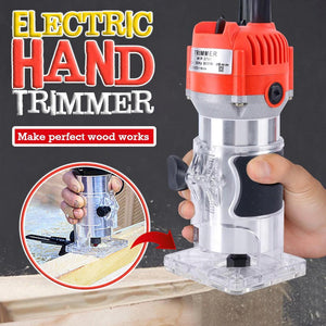 Electric Hand Trimmer
