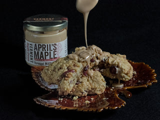 Cranberry Ginger Maple Crunch Scone Mix