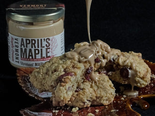 Pairing~Scone Mix & Maple Cream