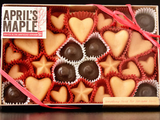 Valentine's Maple Candy & Truffles