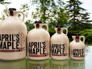 Vermont Maple Syrup-Jug