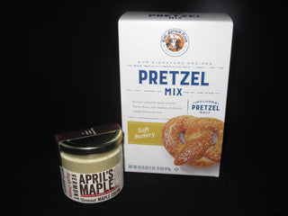 Pairing~Maple Cream & Pretzel Mix
