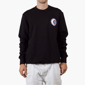 Silhouette x Cartel Badge Sweatshirt Black