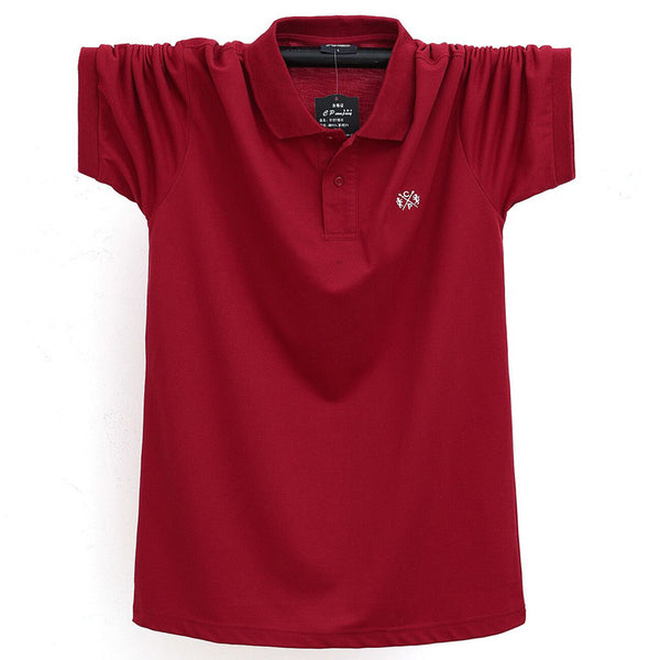 Summer Men Polo Shirt - Cotton - Men's Clothing - Proshot Bazaar