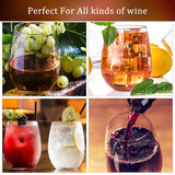 Unbreakable Wine Glass 4pcs Set - Home & Garden - Proshot Bazaar