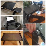 RAINBEAM Adjustable Aluminium Laptop Stand - Electronics - Proshot Bazaar