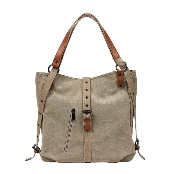 Women Canvas Handbag - Bags & Wallets - Proshot Bazaar