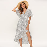Summer Beach Maxi Dress - Women's Clothing - Proshot Bazaar