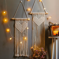 Nordic Macrame Wall Hanging - Home & Kitchen - Proshot Bazaar