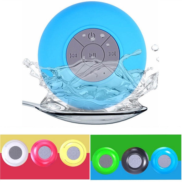 Mini Wireless Waterproof Bluetooth Shower Speaker - Electronics - Proshot Bazaar