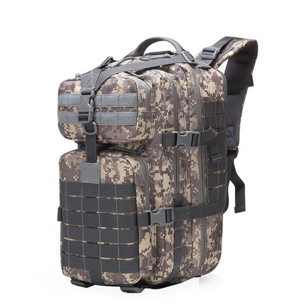 WOLF ENEMY 40L Military Tactical Waterproof Backpack - Bags & Wallets - Proshot Bazaar