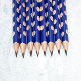 10pcs Environmental HB Triangle High Quality Wood Pencil - School - Proshot Bazaar