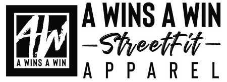 A Wins A Win Apparel