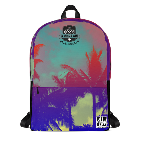 Backpack Coconut Trees