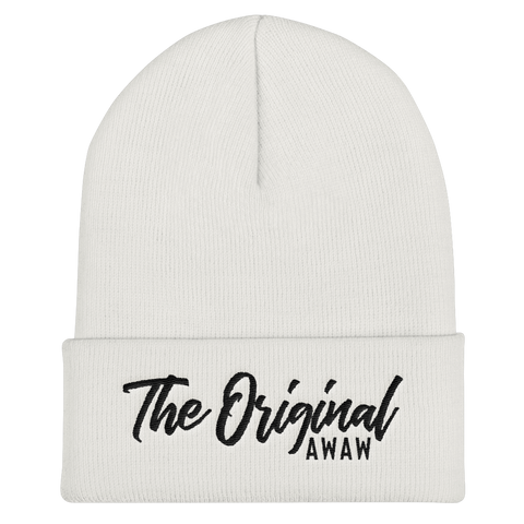 "AWAW ""The Original"" Cuffed Beanie"