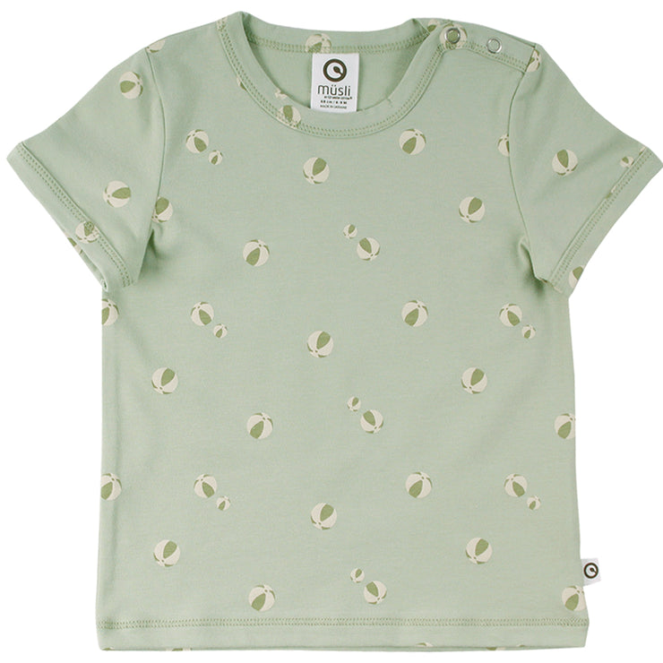 Beachball Short Sleeve Top