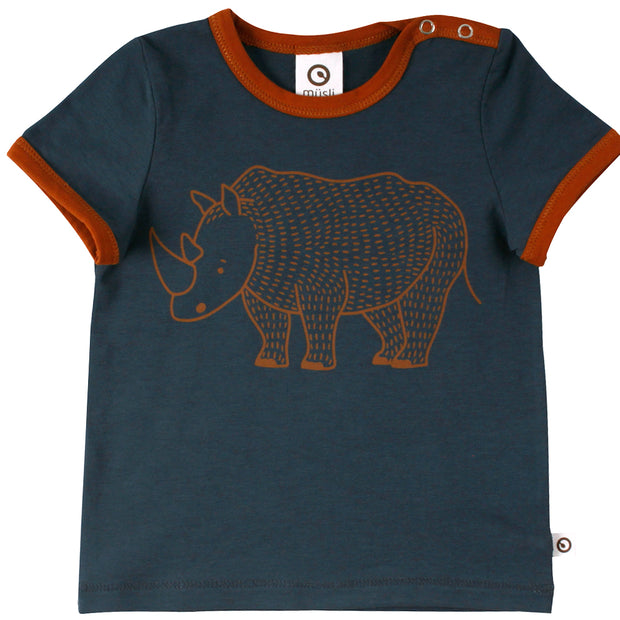 Rhino Short Sleeve Top