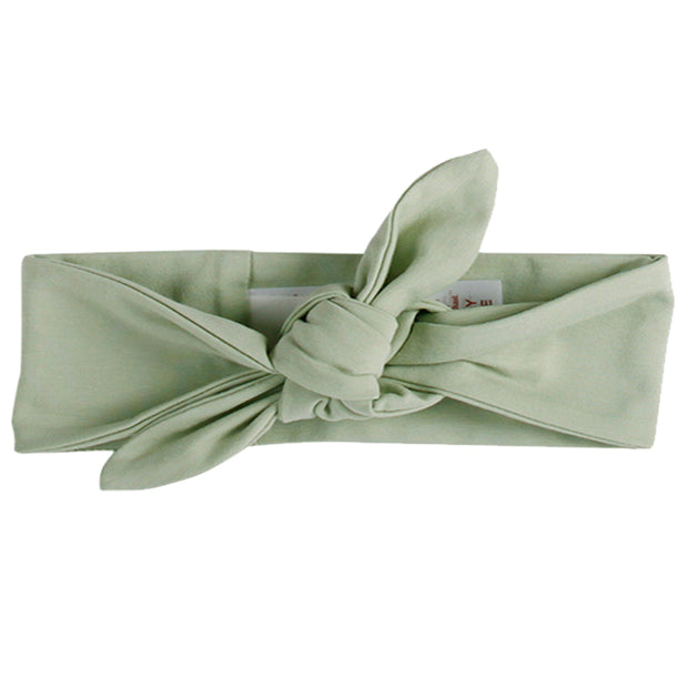 Cozy me Headband Pale Moss