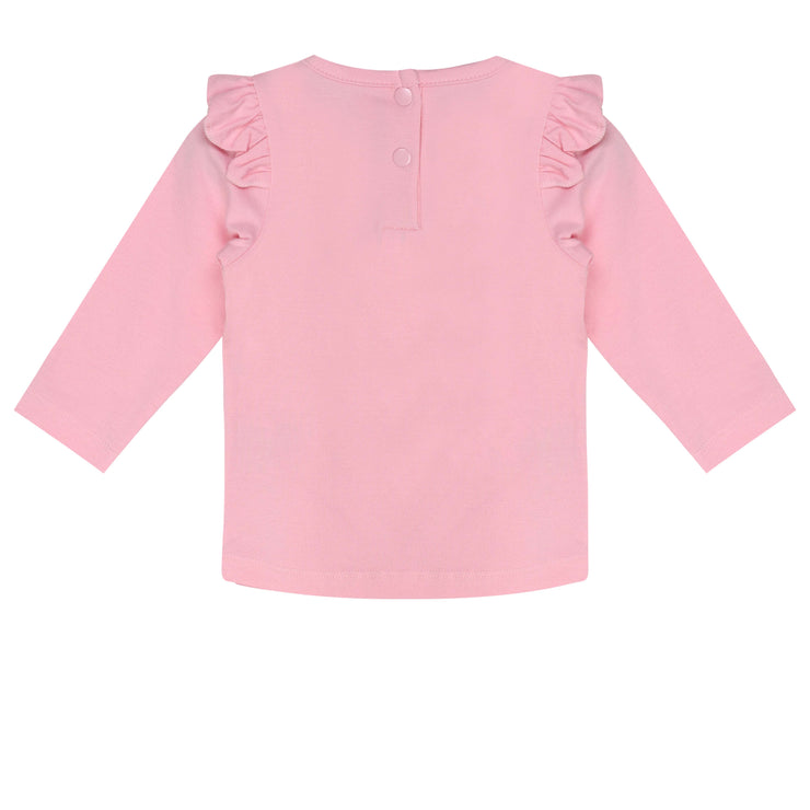 Longsleeve Candy Pink