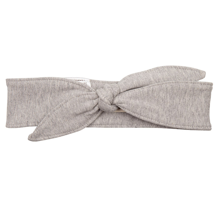 Headband Grey Melange