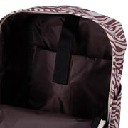 Backpack Zebra Brown