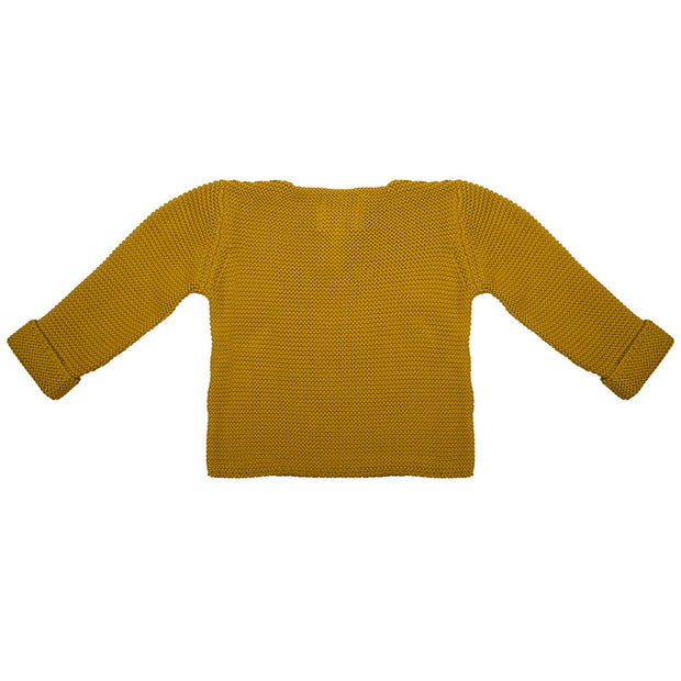Knit Sweater Honey