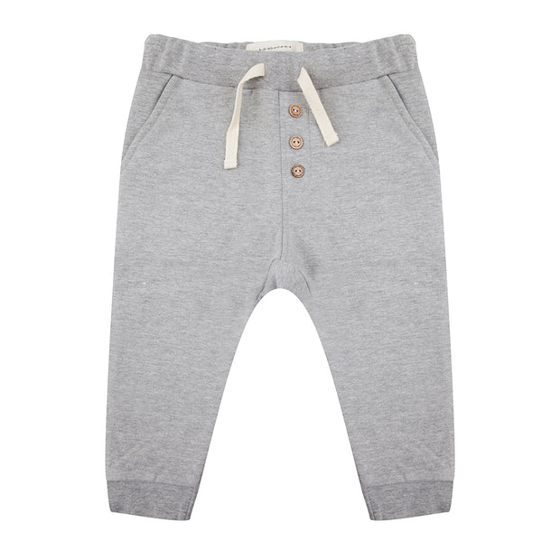 Pants Grey Melange