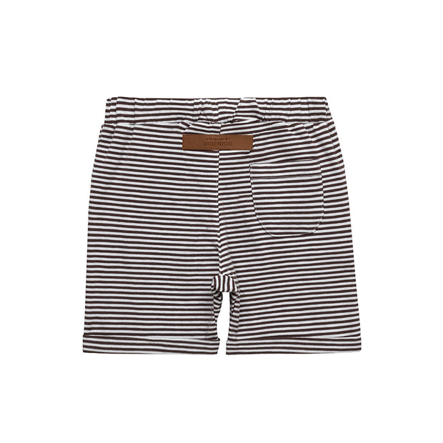 Short Brown Stripe