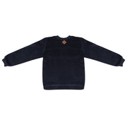 Sweater Tres Bien Total Eclipse Velour