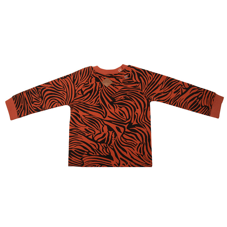 Sweater Zebra Picante