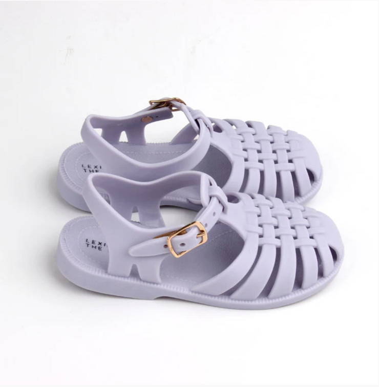 Water Sandals Pale Blue/Grey