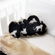 Crib Blanket Wild Cheetah Teddy
