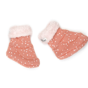Socks Pink Dot