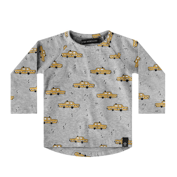 Longsleeve Yellow Taxi