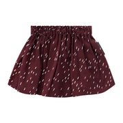 Skirt Rainy Wine