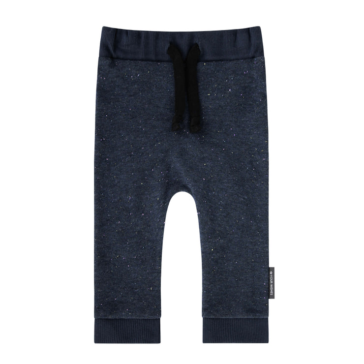 Jogging Multi Fleck Blue