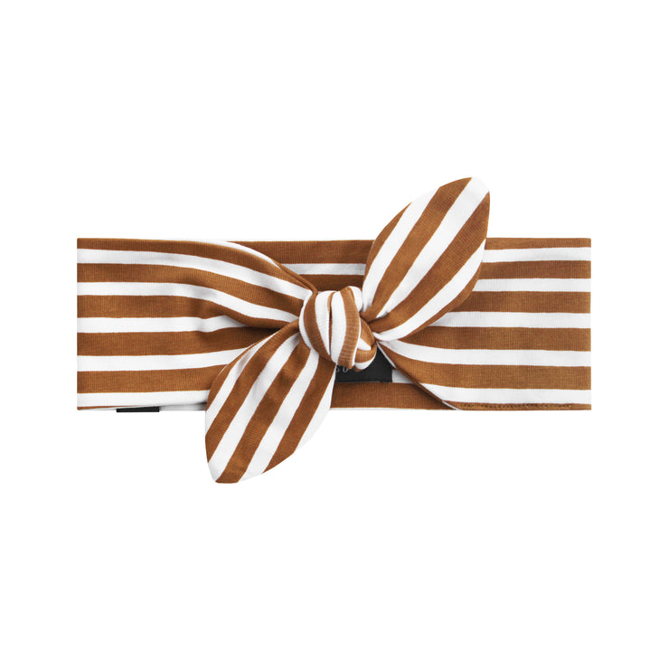 Headband Camel Stripes