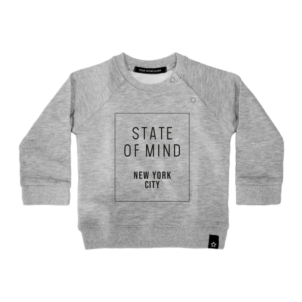 Sweater State of Mind
