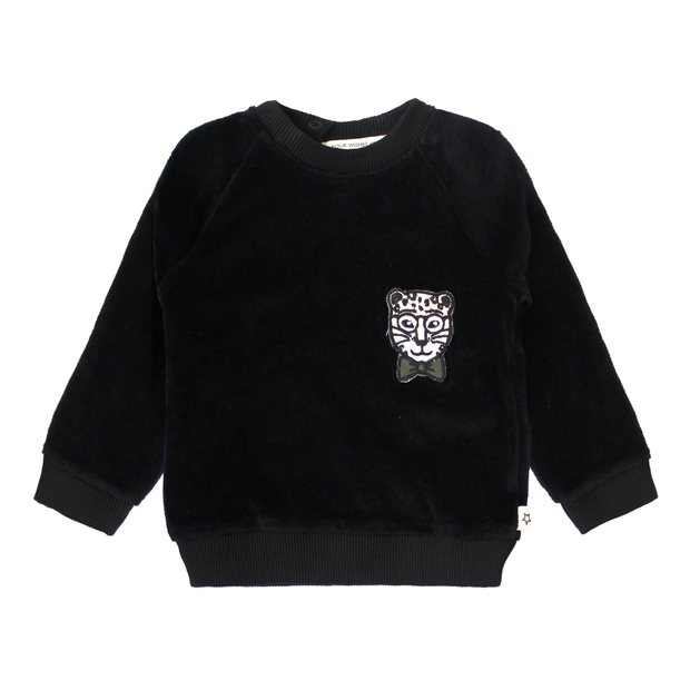 Dark Night Sweater