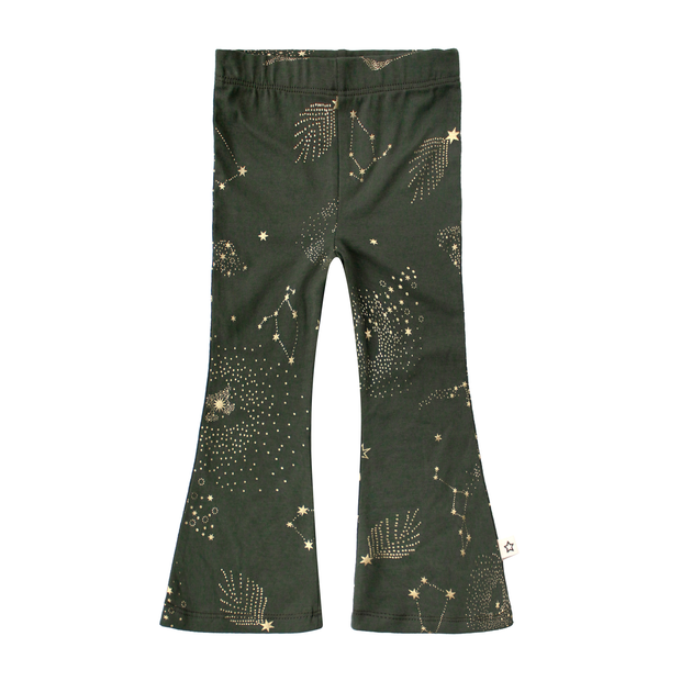 Starry Night Flared Legging
