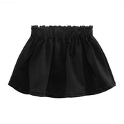 Skirt Solid Black