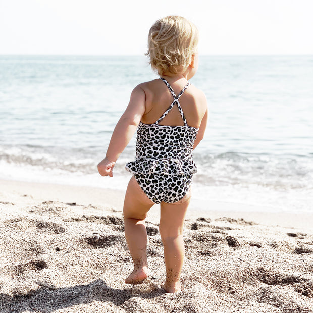 Leopard Camo Swimsuit