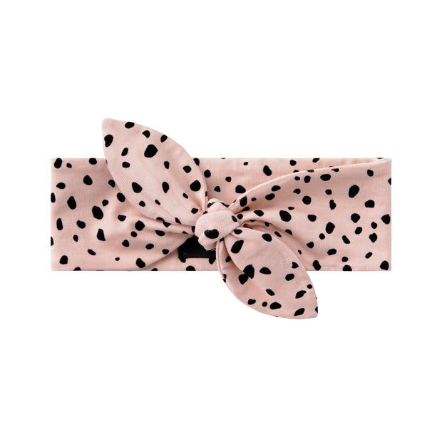 Headband Pink Cheetah