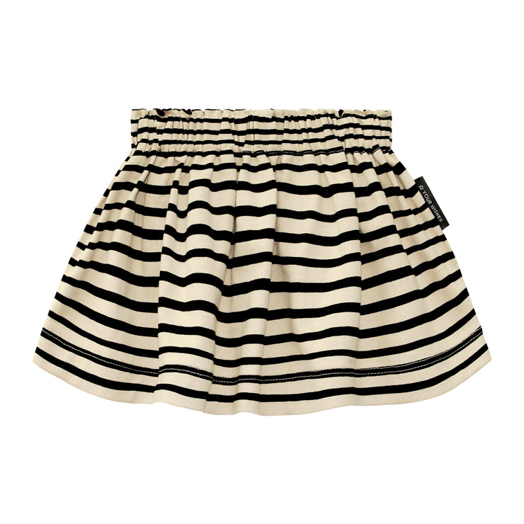 Skirt Nude Stripes