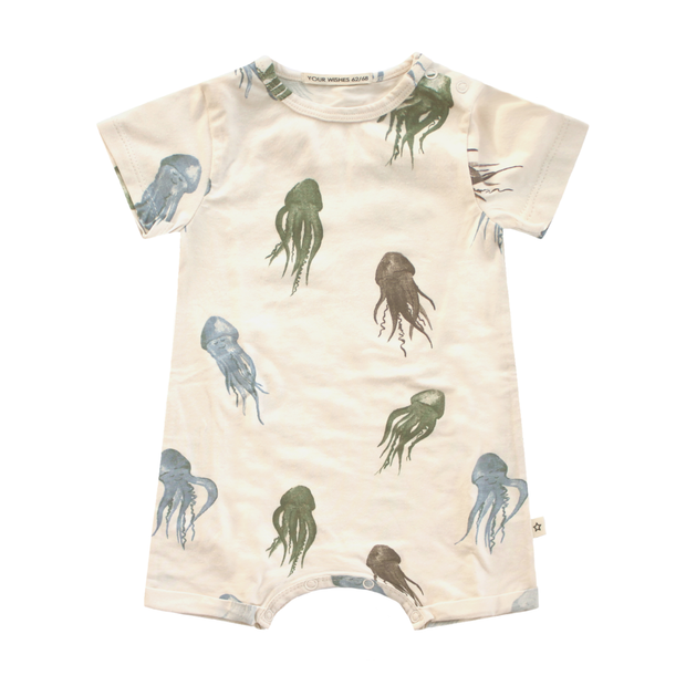 Jellyfish Short Onesie